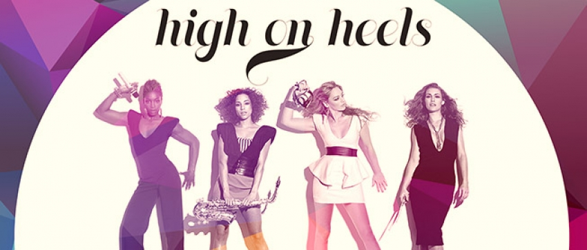 High on Heels - Medusa Management - Medusa Management Ltd.
